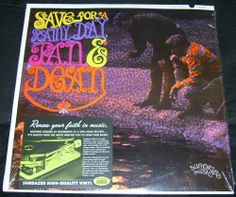 Jan & Dean Save For a Rainy Day 2xLP Sealed Mono Stereo Bonus Tracks Audiophile Vinyl Records