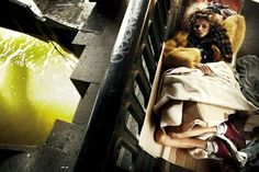 Magdalena Frackowiak by Giampaolo Sgura for Antidote Magazine F/W 2011   Fashion Gone Rogue: The Latest in Editorials and Campaigns