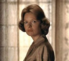 "Kay Corleone (played by the then up and coming Diane Keaton) ""Who's being naive Kay?"" - Michael Corleone in The Godfather"