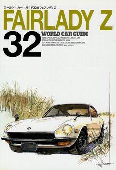 [BOOK] Nissan Fairlady Z WCG32 S30 S211 SR311 Z31 Z32 Z33 Z432 2000 DATSUN Japan