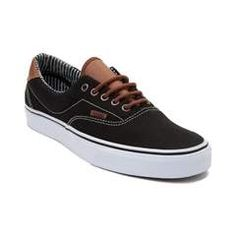 65dcfde4e49fe5 Vans Era 59 Stripe Skate Shoe Skate Shoes