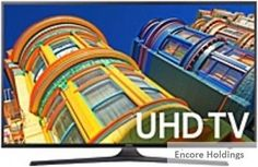 "65"" Samsung LED Smart TV 120 MR UN65KU6290"