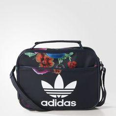 3c37dcba50 adidas - Bolsa Flr Mini Airlin Rita Ora Adidas, Adidas Brasil, Blue Bags,