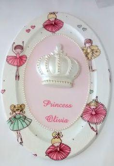 Coisinhas Olívia Cardoso: Princess Olivia