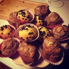 #chocolate #muffin
