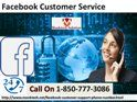 Facing privacy issues? Connect with Facebook Customer Service 1-850-777-3086 squadOur Facebook Customer Service squad can eradicate all types of Facebook issues whether it's personal or signing in. But for that, you need to call at the number 1-850-777-3086 and stay tuned with the techies. If you are having fear for the charges, then just throw it out as our techies take fewer service charges. For more advance help visit our official website…