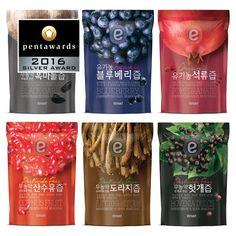 Silver Pentaward 2016 – Beverages – emart