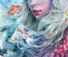 Tanya Shatseva // Pinterest naomiokayyy  Art, design, drawing, creative, artistic, painting, scrapbooking journalling, journal, read, books, novel, literature, words, quotes, bookworm, quotes, words, graphic design, graphics, graphic art, photoshop, photography