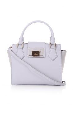 d28055ba28b Vivienne Westwood Bags Vivienne Westwood Bags Opio Saffiano Leather Small  Handbag Grey - Vivienne Westwood Bags from Blueberries UK