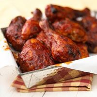 Finger-Lickin' BBQ Chicken - get the grill ready!