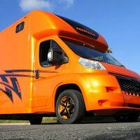 #Aeos #horsebox for sale from Kevin Parker Horseboxes #horseboxes #HorseHour  #Equihour