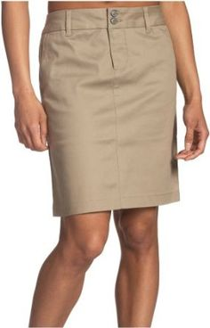 Womens//Juniors Girls Khaki pleated skirt School Uniform Summer Size 46