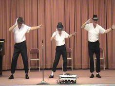 Billie Jean Dancing Senior Citizens - YouTube