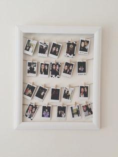 Polaroid Picture Display (33)