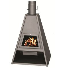 The wood burning stove DL100 is a product with high heating efficiency, low fuel consumption and low emission production. DL100 is a great way of bringing the comfort of a real fire into your home. With its unique design makes it a suitable solution for every traditional or contemporary home. Real Fire, Traditional, Contemporary, Wood Stoves, Wood Burning, Victoria, Design, Unique, Home Decor