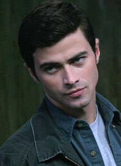 Just found out that THIS beautiful man (Matt Cohen) is MY age! Only a little over a month apart. WOO! Don't know why, but that makes me happy.  :)