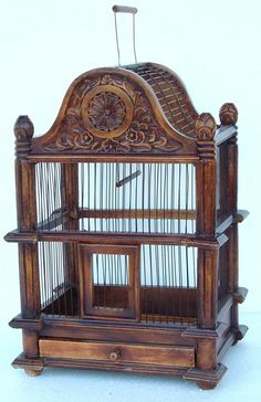 Creative Sketchbook: Collections Corner: Birdcages, birdcages and more birdcages!