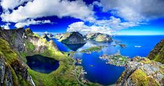 Lofoten Islands, Norway *** just another norwegian wonder