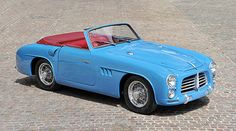 1951 Pegaso Z-102 Spyder Maintenance/restoration of old/vintage vehicles: the material for new cogs/casters/gears/pads could be cast polyamide which I (Cast polyamide) can produce. My contact: tatjana.alic@windowslive.com