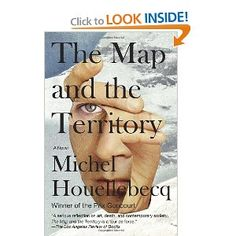 The Map and the Territory (Vintage International): Michel Houellebecq, Gavin Bowd: 9780307946539: Amazon.com: Books