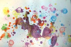 Come Dipingere Con Le Bolle Di Sapone