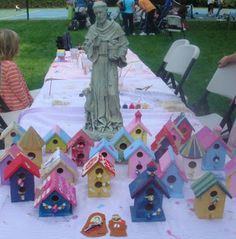 St. Francis of Assisi Crafts for Catholic Kids