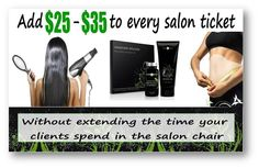 Are you or anyone you know in the beauty industry? Find out how to use this crazy wrap thing as an add on service to increase your clientele and boost your income drastically!! Easy treatment takes less than 5 minutes to apply, can be worn while receiving other services! Text Jen at 907-830-1488 for more info or visit https://littlejenskinnywraps.myitworks.com
