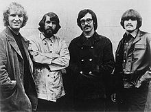 Creedence Clearwater Revival, 1968. L-R: Tom Fogerty, Doug Clifford,   Stu Cook, and John Fogerty ♥