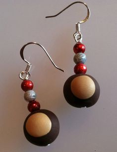 Hey, I found this really awesome Etsy listing at http://www.etsy.com/listing/108917246/ohio-state-buckeye-earrings