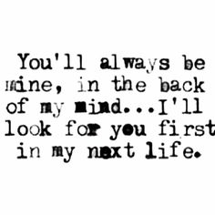 """"""" I WILL LOOK FOR YOU FIRST IN MY NEXT LIFE """" ♡ MAMA'S PROMISE TO YOU SON ! ♡ ROBBIE'S # 1"""