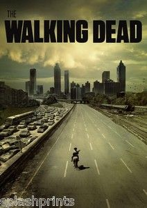 The Walking Dead TV Show Poster Print