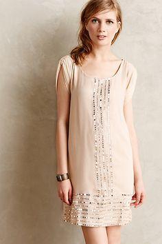 24d347ac7fd4 mirror trim tunic shift dress - amazing for new years eve! Jodi Vautrin    Ourhaus · Holiday   Fashion