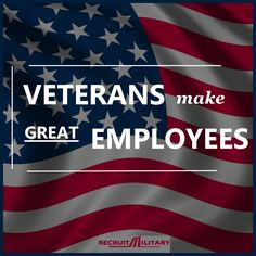 "#military #veterans Click ""LIKE"" if you think every company should have a veteran hiring plan! - Post Jobs and Become a Sponsor at www.HireAVeteran.com"