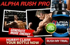 Is at work also exceeded your website   ALPHA RUSH PRO  testosterone booster is sophisticated and resolve that gives you everything you always fancy. This well-organized and effective key to improve low testosterone level in the body and keep you young even at the age of 50. This solution break down fat and become acidic and gives you a lot of energy to form. Stream of nitric oxide in response helps you to make the best of the blood supply and oxygen…