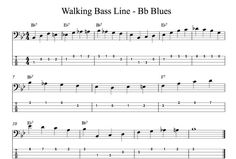 How To Read Piano Chords - Looking for a way to make your bass lines move? Bass guitar teacher Miller W. shares his three step plan to creating walking bass lines… The walking bass line is one of the most fundamental p… Bass Guitar Scales, Bass Guitar Chords, Learn Bass Guitar, Guitar Tabs Songs, Ukelele, Bass Guitar Lessons, Guitar Pedals, Bass Guitar Sheet Music, Music Chords