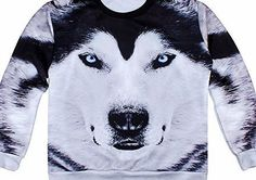 S-ZONE 3D Wolf Animals Sweatshirts Space Print Pullovers Jumper T-shirt Tee No description (Barcode EAN = 0701160264744). http://www.comparestoreprices.co.uk/mens-clothes/s-zone-3d-wolf-animals-sweatshirts-space-print-pullovers-jumper-t-shirt-tee.asp
