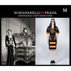 The Store @Metropolitan Museum of Art -  Schiaparelli & Prada: Impossible Conversations  - Orange Magnets