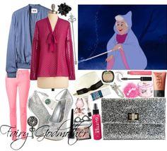 """Disney Challenge: Cinderella"" by irishfleur06 ❤ liked on Polyvore"