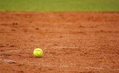 Ball at pitchers mound:)