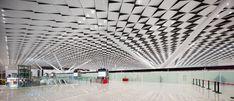 Galería de Terminal 2 del Aeropuerto Internacional de Zhengzhou Xinzheng / CNADRI - 2