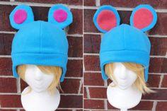 Azurill Marill Azumarill Pokemon Hat Evolution Chain by Akiseo, $16.00