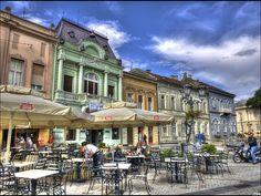 Novi Sad, Serbia (former Yugoslavia)