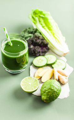 The Perfect Green Juice