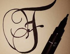 """Check out new work on my @Behance portfolio: """"Calligraphy"""" http://on.be.net/1HR0mjH"""