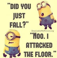 I attacked the floor | We Heart It