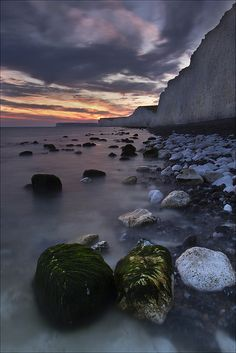 Seven Sisters, Birling Gap, England by sven483, via Flickr