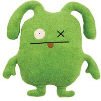 Panda has one of these! Uglydoll Ox
