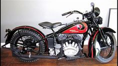 Steve McQueen's 1931 Harley Davidson VL 74 Under the Hammer