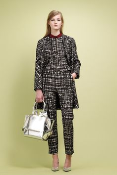 Paule Ka Pre-Fall 2013 Collection Slideshow on Style.com