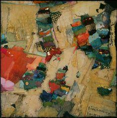 Louise Forbush Collage